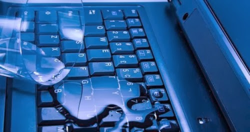 naprawa po zalaniu laptopa Warszawa